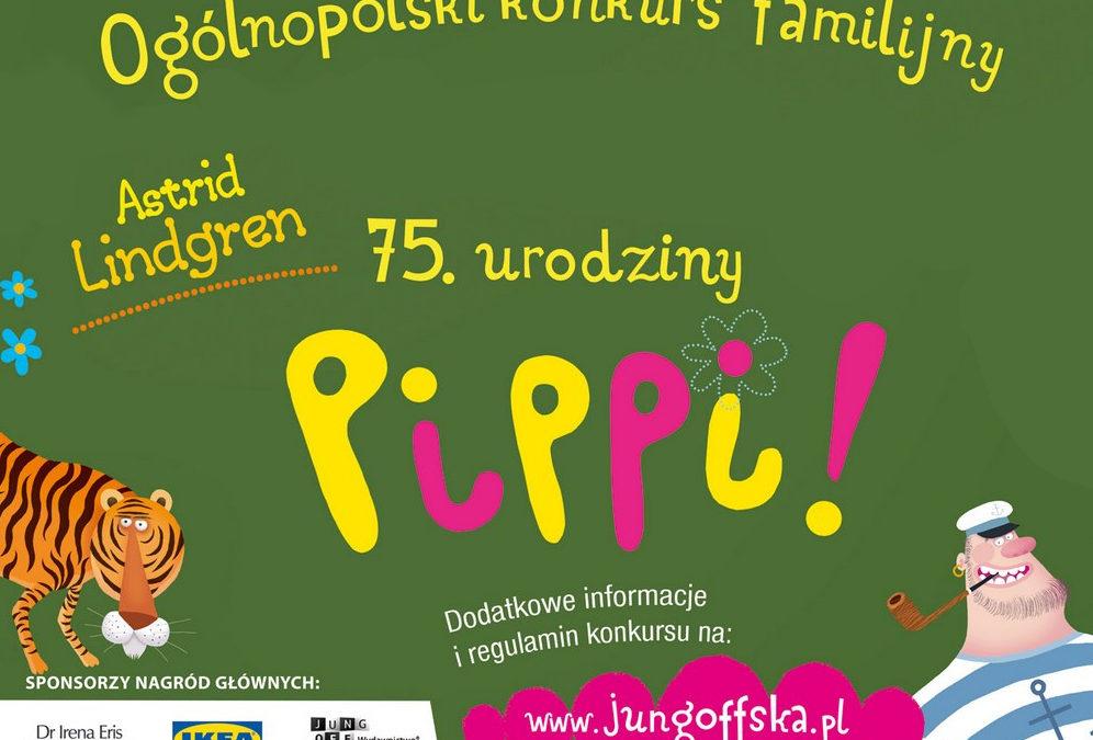 PIKNIK RODZINNY – 75. urodziny Pippi