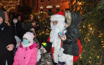 Wizyta św. Mikołaja w Kowalewie Pomorskim