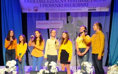XXVIII Diecezjalny Festiwal Pieśni i Piosenki Religijnej
