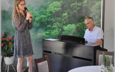 Zaproszenie do Kawiarenki Muzycznej